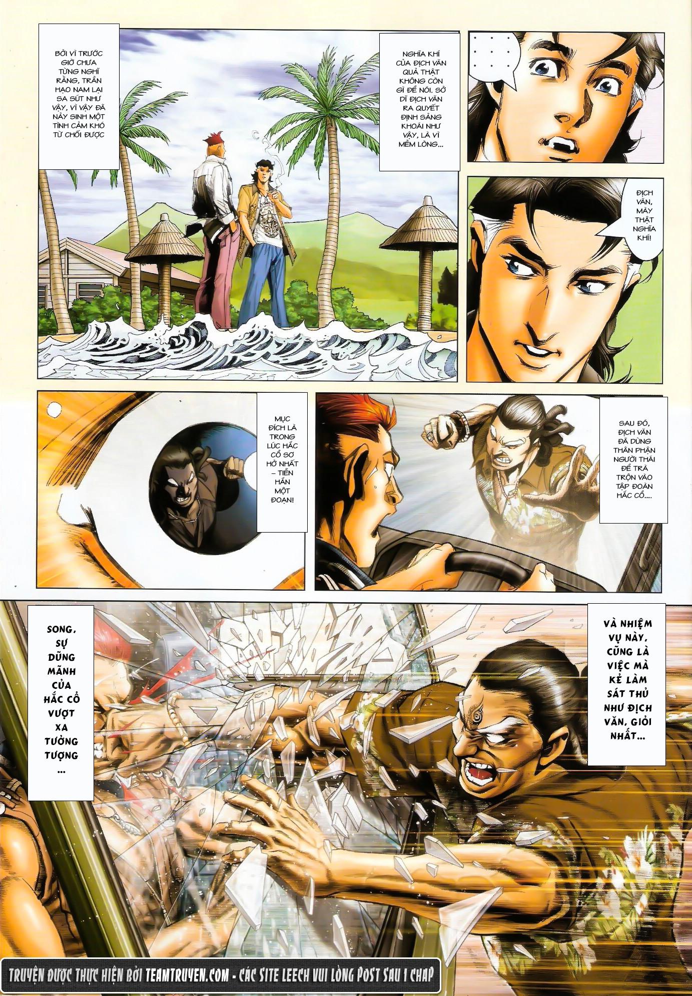 Người Trong Giang Hồ NetTruyen chap 1431 - Trang 9