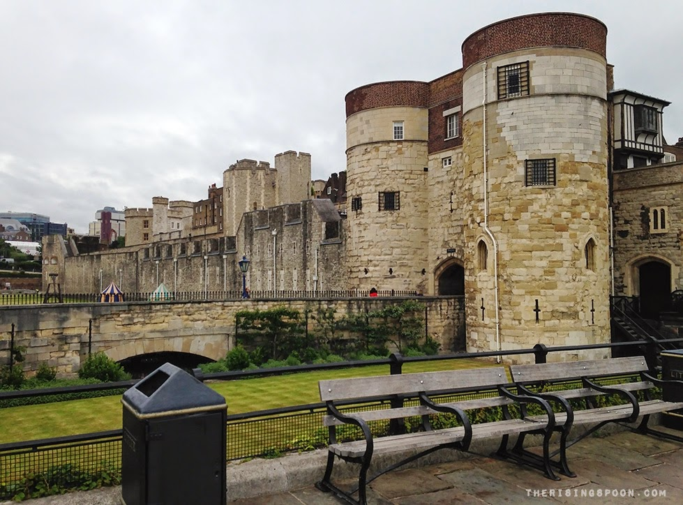 Tower of London | therisingspoon.com