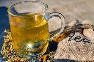 Konsumsi teh