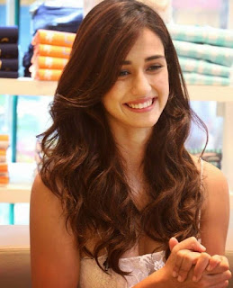 disha patani in white dress