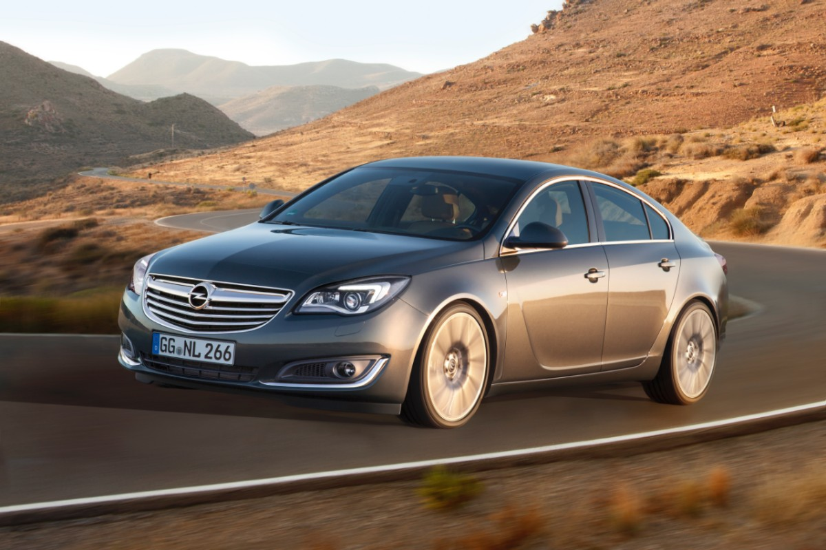 riwal888 - blog: !new! opel insignia 2014 – the engine and