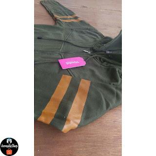 Original Hijacket Beautix MOSSGREEN SPORTY Jaket Panjang Syar'i PREMIUM FLEECE