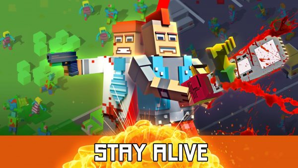 download Survive zone Apk Mod Money Terbaru 3