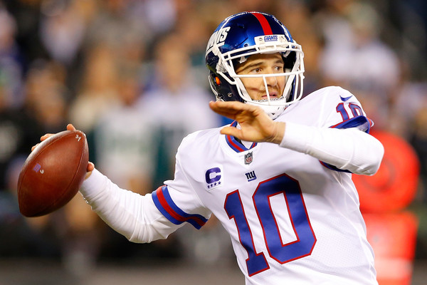 Jogos do New York Giants