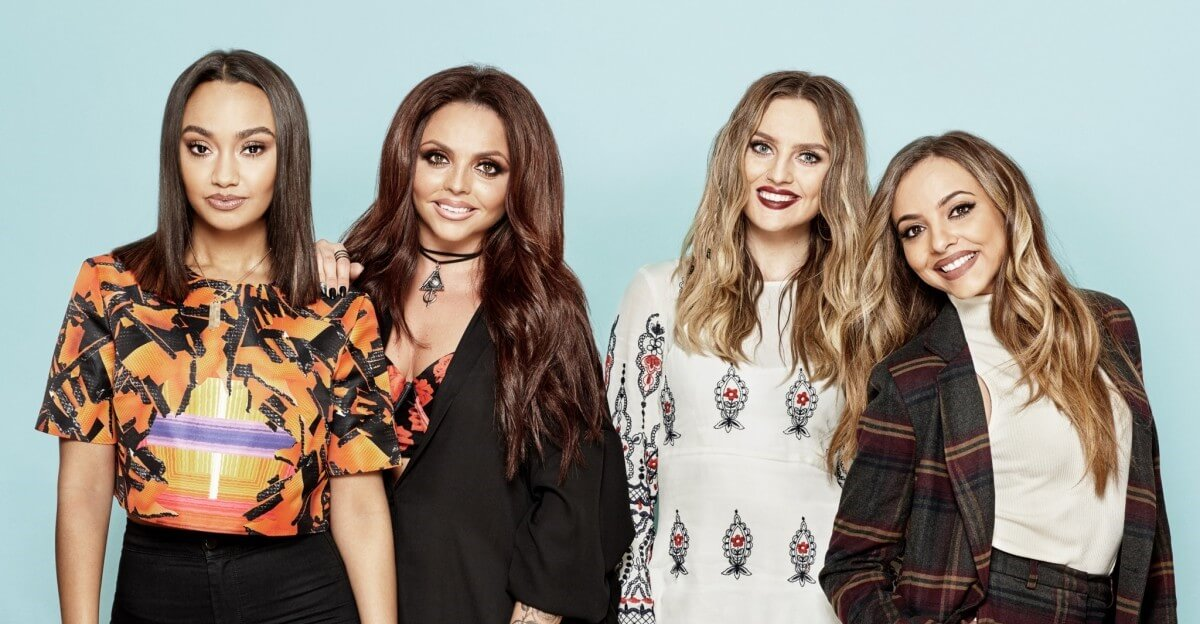 "Little Mix anuncia nuevo álbum de estudio, ""Glory Days"""
