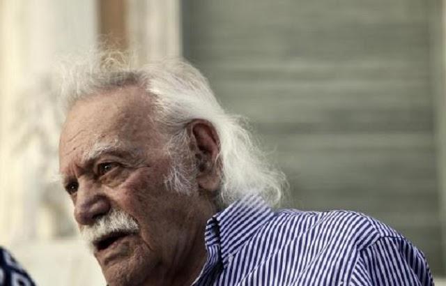 Μ. Γλέζος: «Με ποιους θα συμπορευθούν οι δυνάμεις που ίδρυσαν τον ΣΥΡΙΖΑ θα εξαρτηθεί από τους στόχους τους»