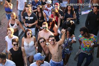 IMG 0027 - 13ª Parada do Orgulho LGBT Contagem reuniu milhares de pessoas