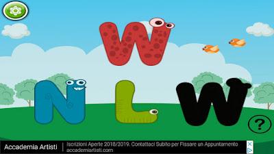 Impariamo le lettere metodo montessori