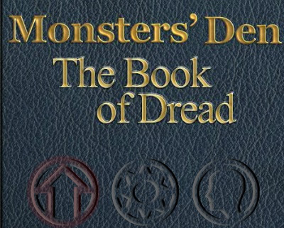 Play Monsters Den Book of Dread Game