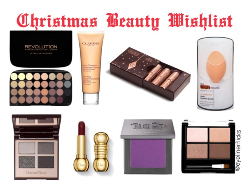 Christmas Beauty Must Haves Eyelinerflicks.com
