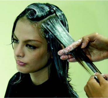 Pewarnaan Rambut