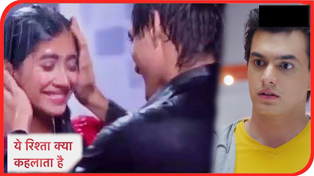 Upcoming Twist : Rishabh dances to Naira's love tunes awaits miracle in YRKKH