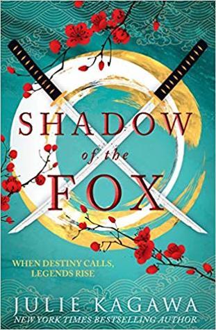 a dream of books review shadow of the fox julie kagawa