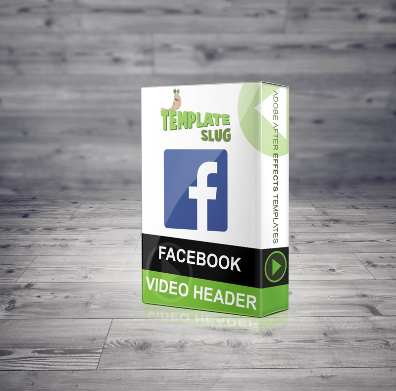 After Effects Facebook Cover Video Template TE - Purchase after effects templates