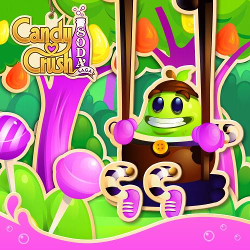 Candy Crush Soda Saga 511-525