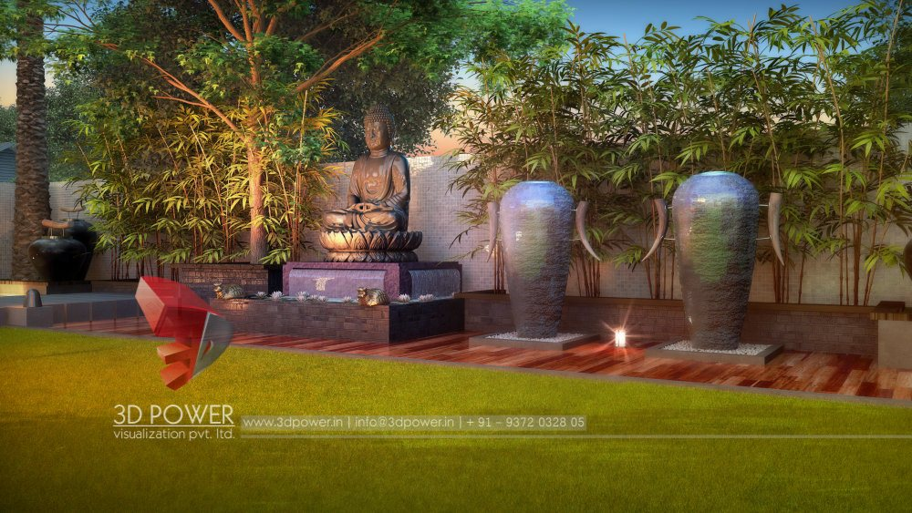 3d animation 3d rendering 3d walkthrough 3d interior for Home design 3d outdoor garden 4 0 8