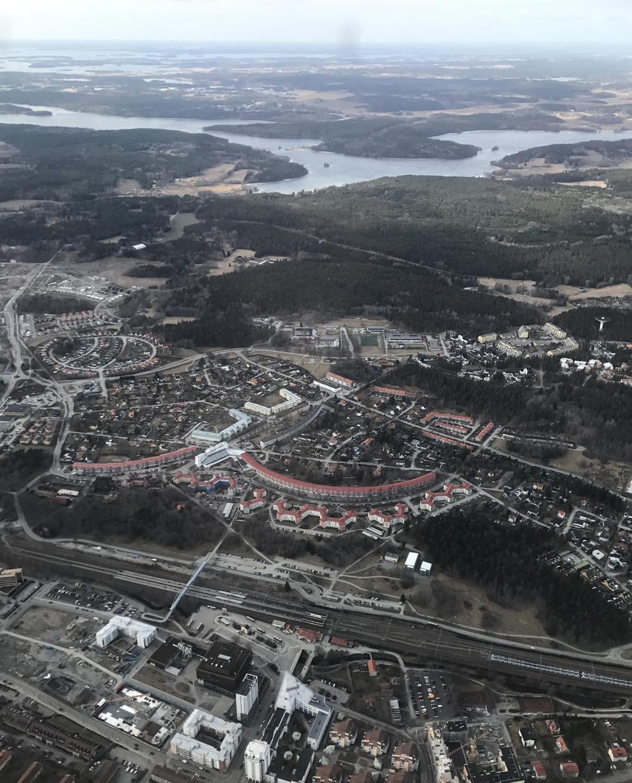Pikamatka Jönköpingiin 1