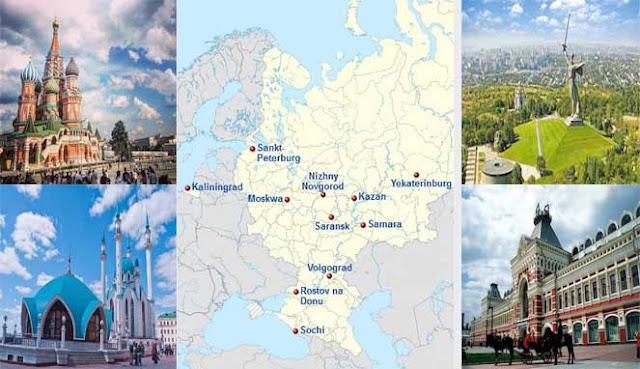 TEMPAT WISATA MENARIK SAAT NONTON PIALA DUNIA  11 TEMPAT WISATA MENARIK SAAT NONTON PIALA DUNIA 2018 DI RUSIA