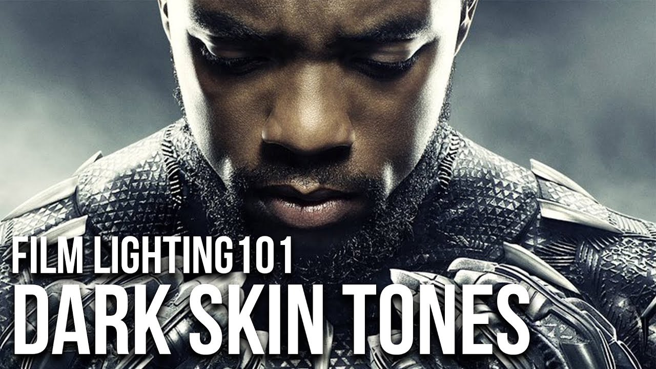 Lighting Darker Skin Tones:  7 Cinematic Techniques