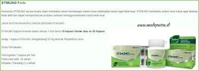 Stimuno untuk Balita - Stimuno Forte