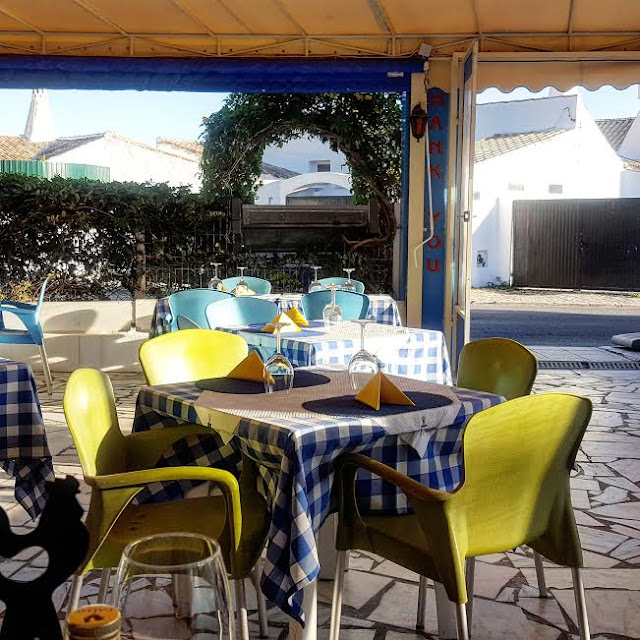 Blue Sky Restaurant Albufeira