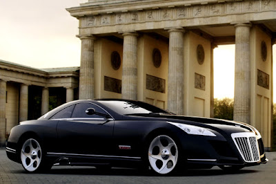 maybach exelero one of most expensive cars