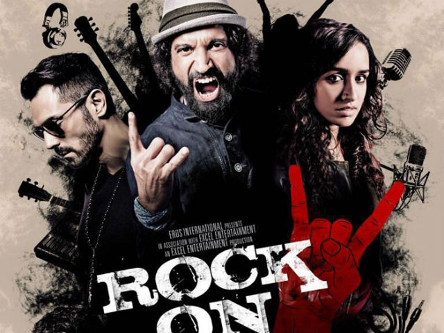 Rock on 2 'Jaago' Official video Song Released