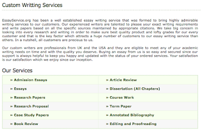 Essayservices Writers