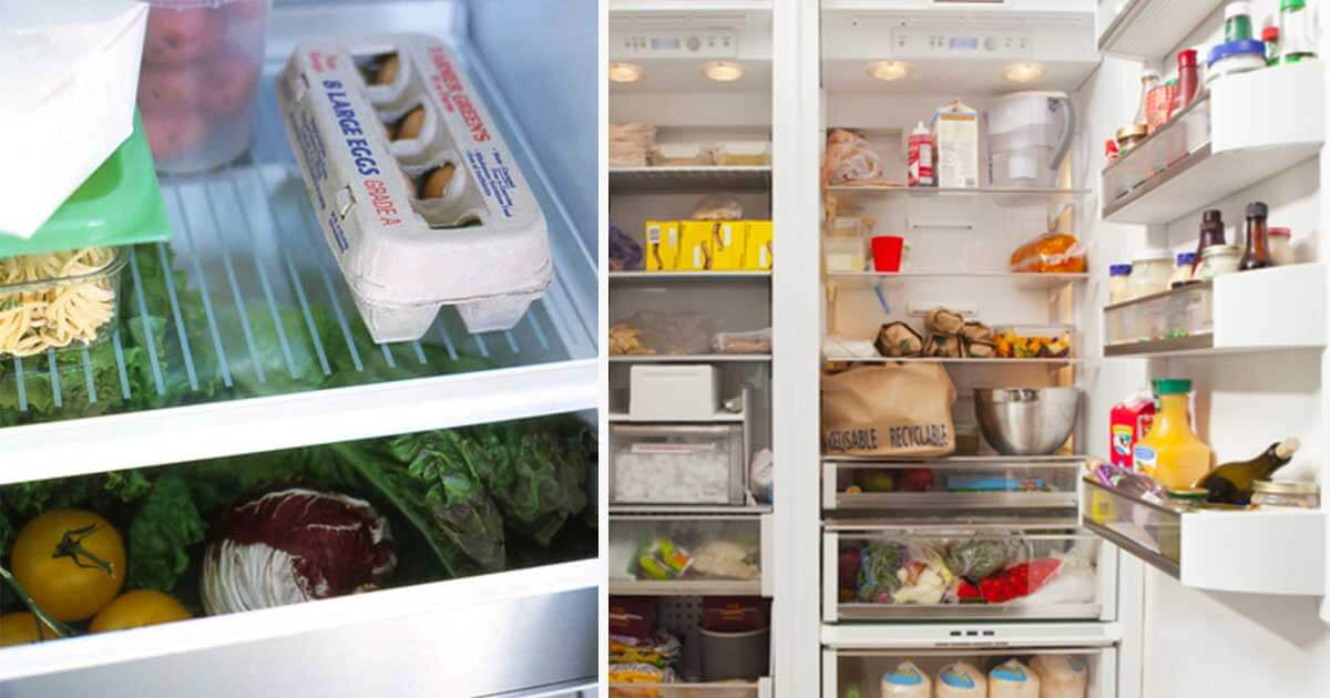30 Items You Have In Your Fridge When You Really Shouldn't