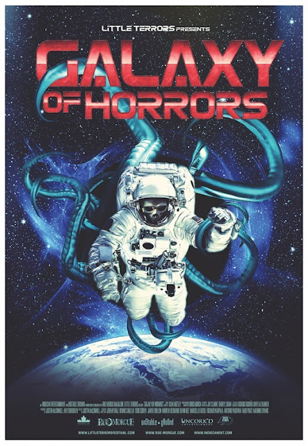 galaxy of horrors poster