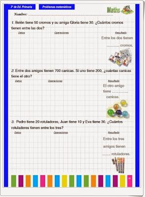 http://www.orientacionandujar.es/wp-content/uploads/2014/06/Colecci%C3%B3n-de-problemas-3%C2%BA-primaria.pdf