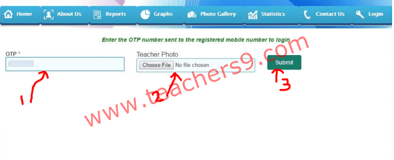 uploading the details of A.P teachers particulars in cse portal www.cse.ap.gov. in