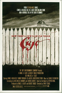 Stephen King Movie poster, Cujo, Stephen King Poster, Stephen King Gift