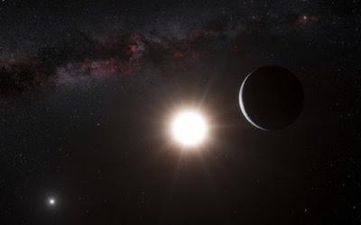 Proxima b Gemello della Terra sotto osservazione