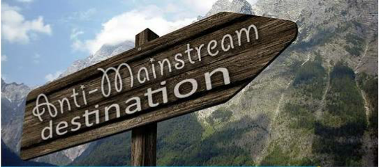 Hidup tanpa mainstream