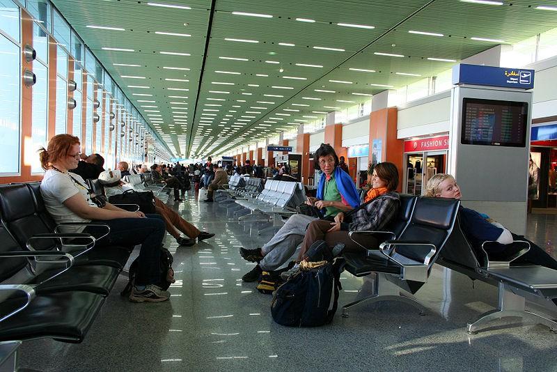 ضبط 2.5 كلغ من الكوكايين بمطار الدار البيضاء