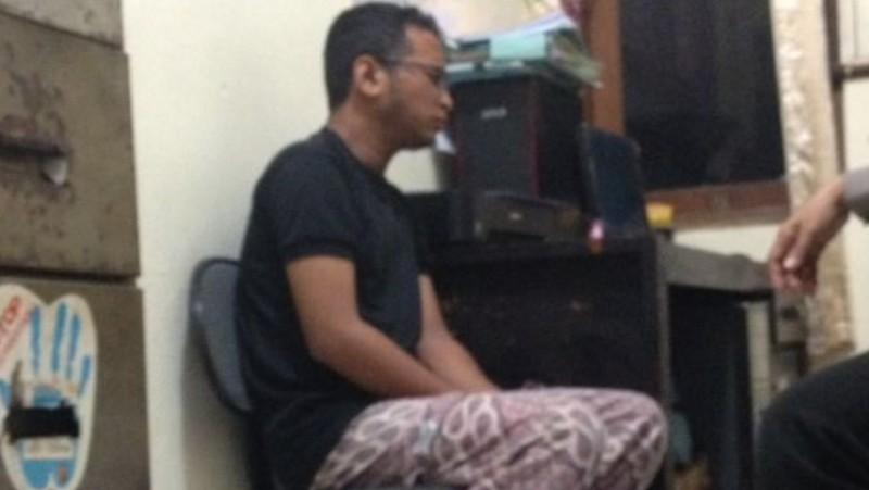 Tampang Adnan Tri W, penembak sopir angkot di Bogor