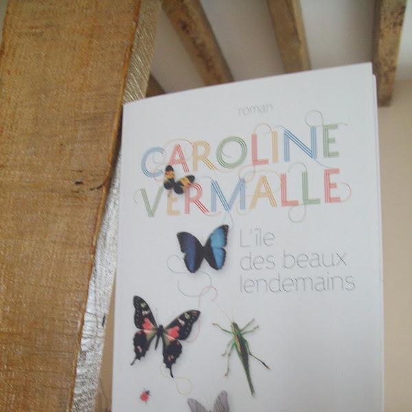 L'île des beaux lendemains de Caroline Vermalle