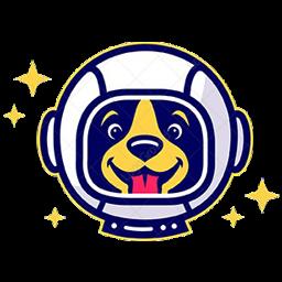 logo anjing lucu