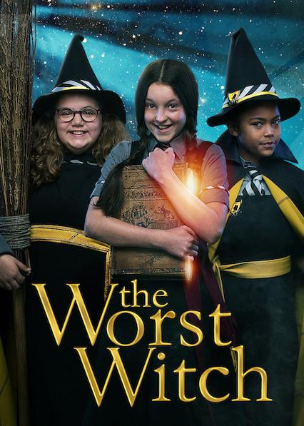 Xem Phim Phù Thủy Xui Xẻo - The Worst Witch