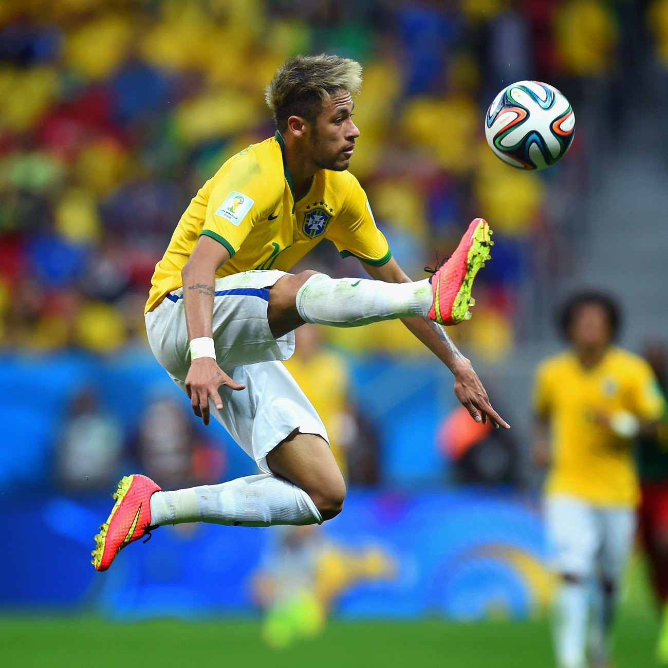 ALL SPORTS PLAYERS: Neymar Jr Very Great Footballer 2014