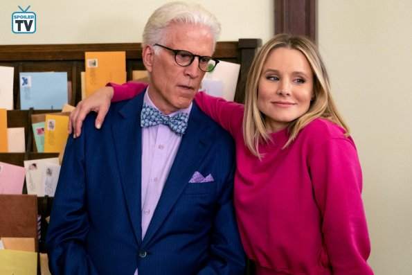 "NUP 183521 0901 595 Spoiler%2BTV%2BTransparent - The Good Place (S03E11) ""The Book Of Dougs"""
