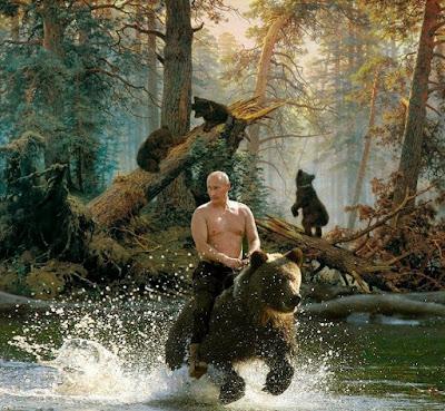 Ein russischer Supermann