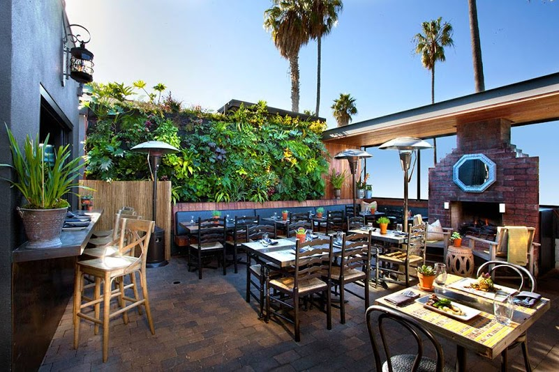 SanDiegoVille: The Patio On Lamont Street | Bitter-sweet ...
