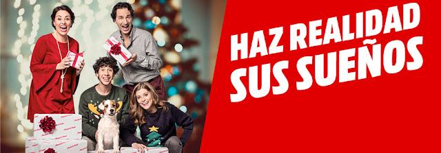 Top 5 ofertas folleto Haz realidad sus sueños de Media Markt