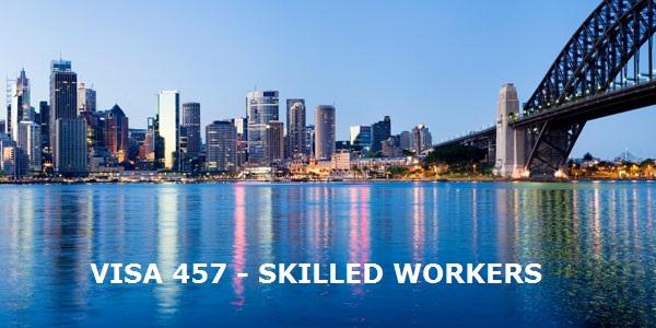 Necessary Criteria For Applying 457 Visa Jobs