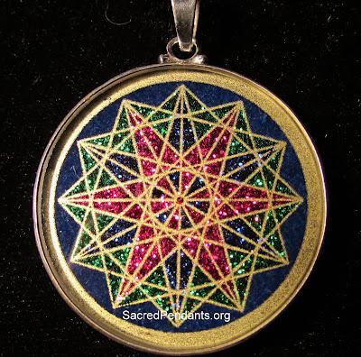 Sacred geometry pendants pendant store aloadofball Choice Image