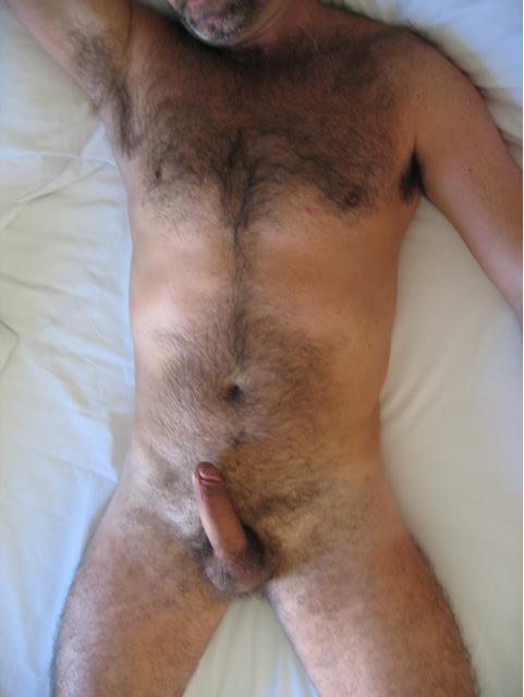 Desnudos grande Papás polla