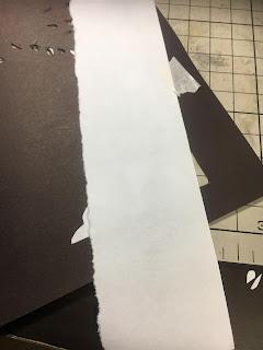切り絵を保護する方法