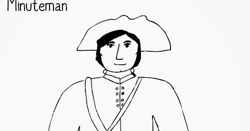 Paper Dali: American Revolution: Minuteman